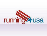 Running in the USA Logo